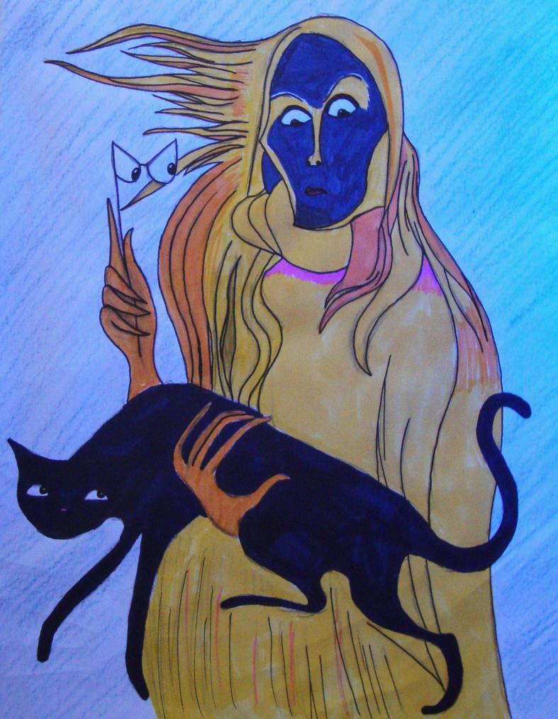 The Witch of Walpurgis by azukyle7