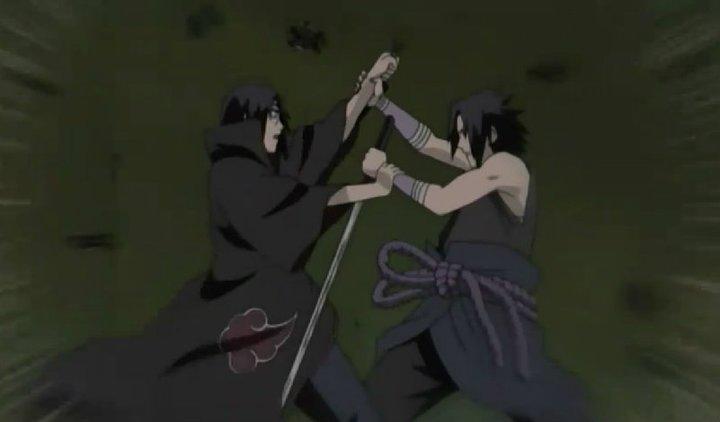 uchiha madara vs sasuke - photo #47
