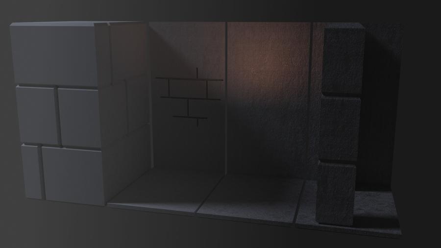 PoP 1989 - Tile test by ARX-DM