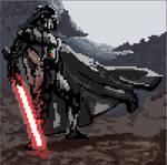 Pixel Art Time: Darth Vader