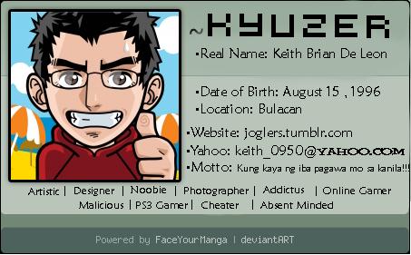KYUZER's Profile Picture