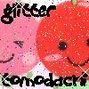 Glitter Tomodachi by evilekeeper