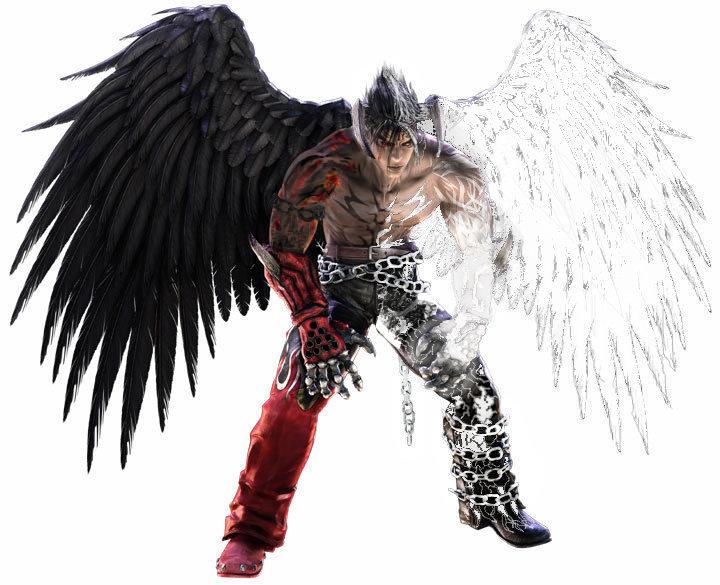Devil Jin   Soulcalibur Wiki   FANDOM powered by Wikia