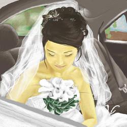 The Bride by cherrisec
