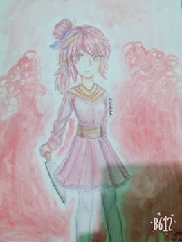 Pink Killer [Water color]