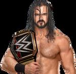 DREW McINTYRE WWE CHAMPION