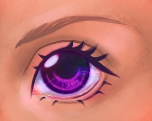 Eye Tutorial Result