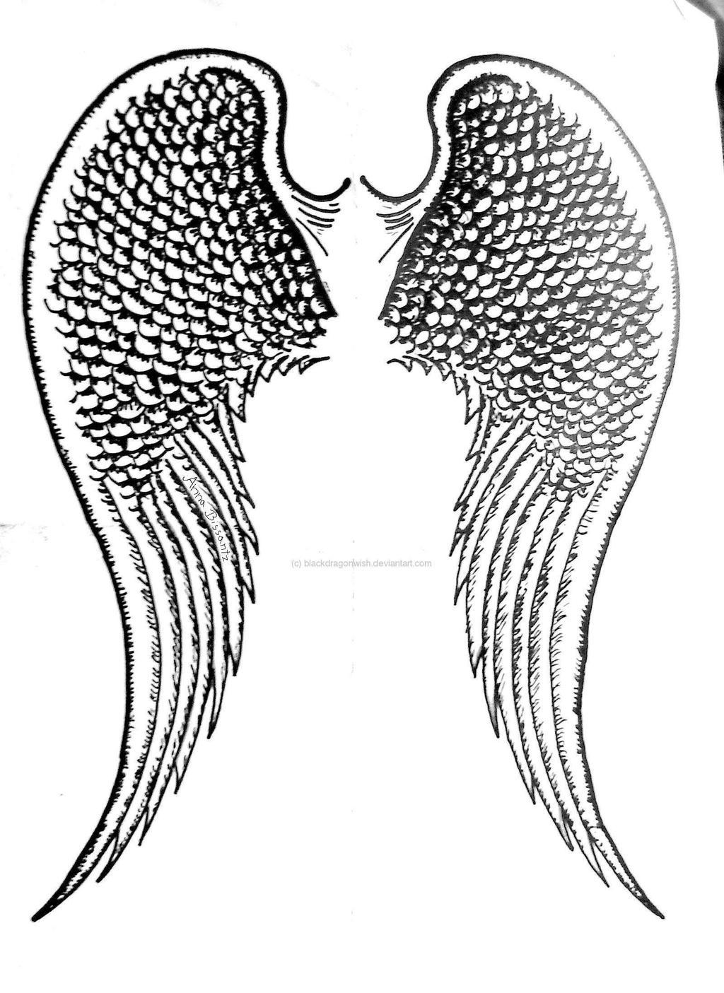 wings design by SwarzezTier