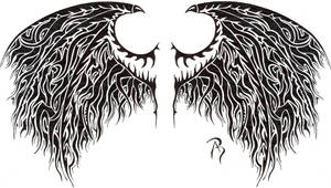 angel daemon wings