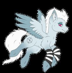 My new Pony bab by CKittyKat98