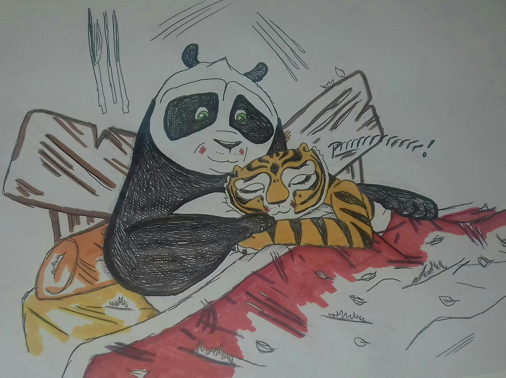 tigress and po relationship marketing