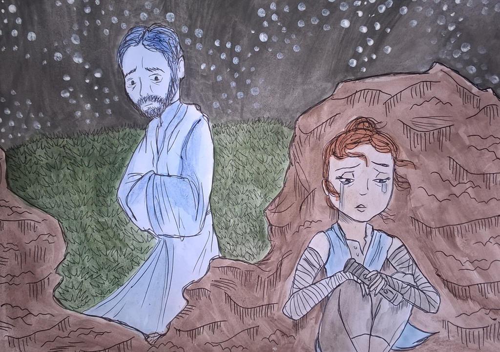 Kenobi? by nymeriadire