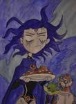 EAT THE DAMN PANCAKES!!