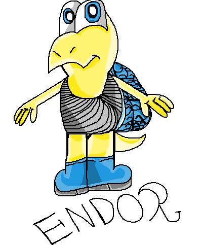 Endor The Koopa. (Art-Trade) by AlvaroshiTheYoshi