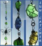 Butterfly Sun Catcher 2