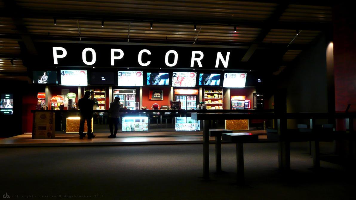 Popcorn by dogukanaksu