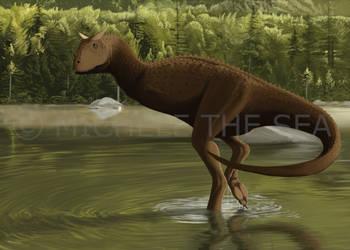 Carnotaurus 2 by puntotu