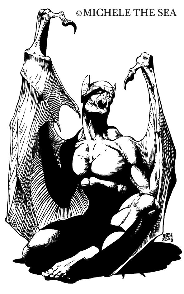 The real batman by puntotu