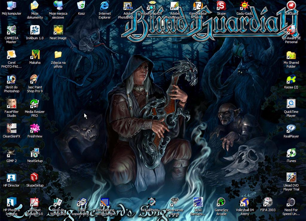 Blind Guardian Deskop