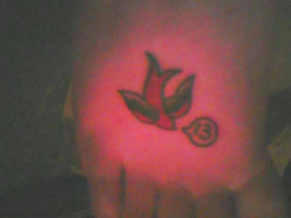 Fifth Tattoo by Mizukotsu-chan