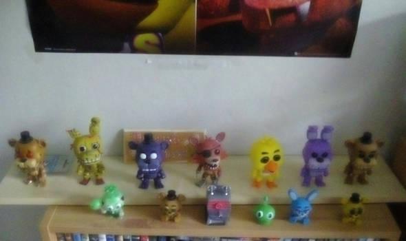 All my Funko POP figures so far