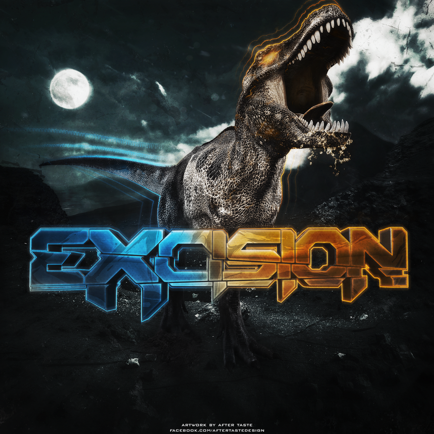 Excision Dubstep Fan Art by After-Taste on DeviantArt