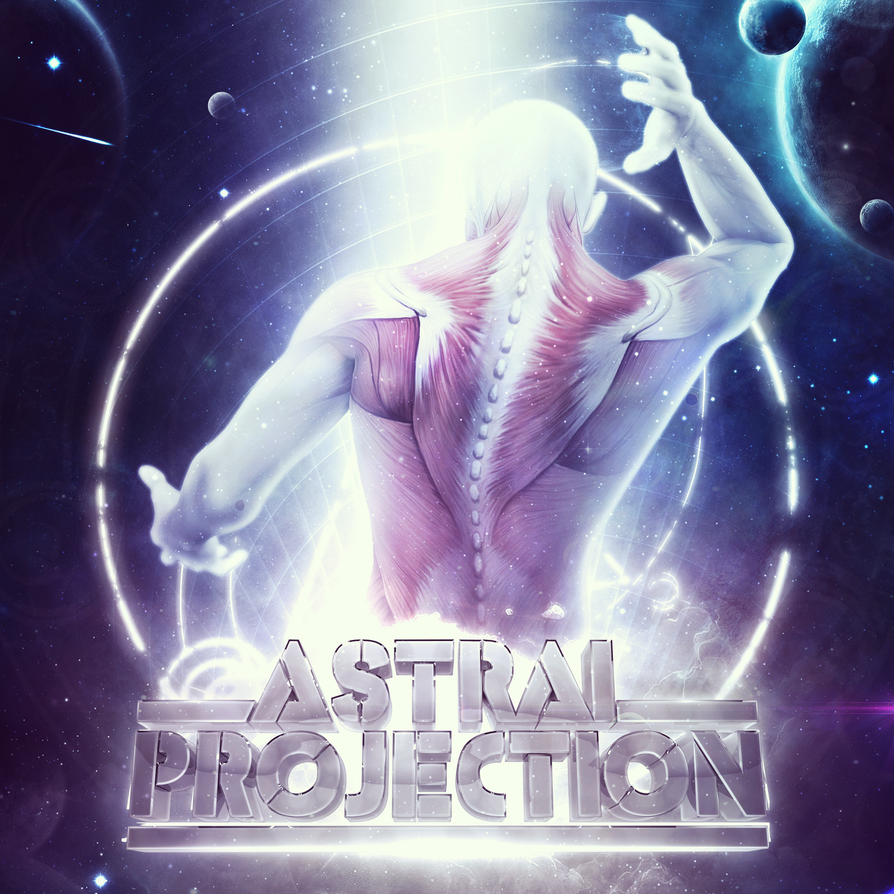 Image result for astral projection art