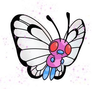 Butterfree by Akimar