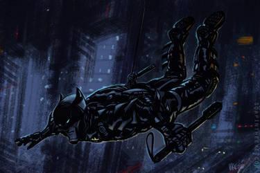 Batman by madmaglio