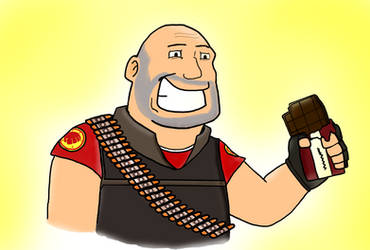 Heavy has Chocolate