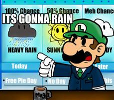 Luigi The Weather Man