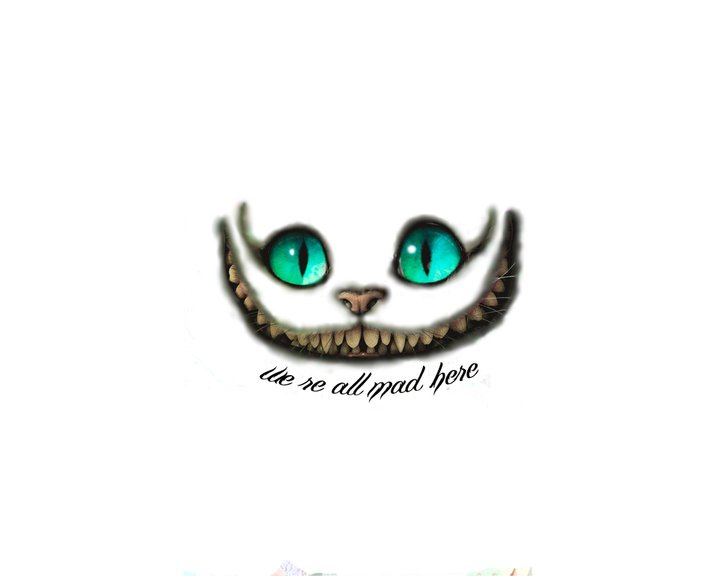 cheshire cat tattoo sketch by galapagos23 on deviantart. Black Bedroom Furniture Sets. Home Design Ideas