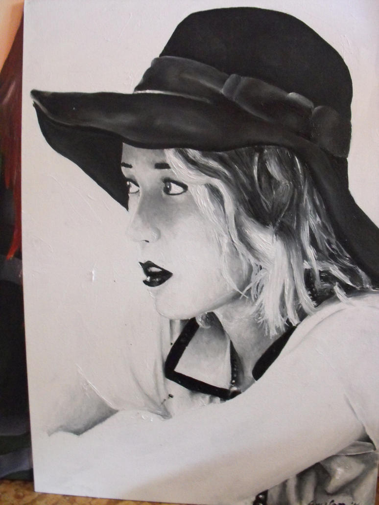 lily loveless naomi by Galapagos23