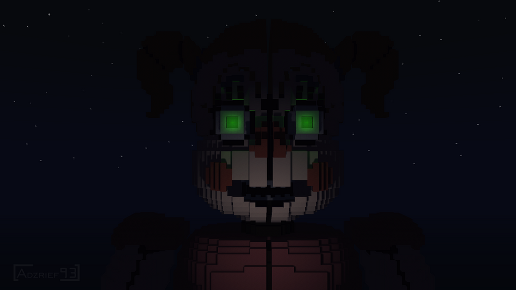 Fnaf Map Download For Minecraft Pe
