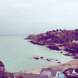 Jersey Coastline by KimagureTokio