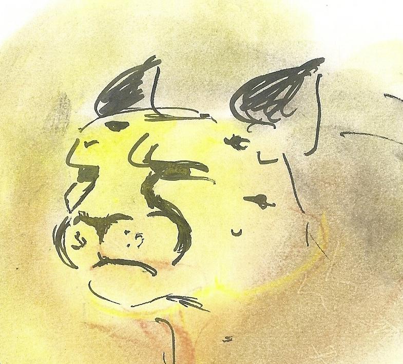 Sun Cheetah by Len-n-n
