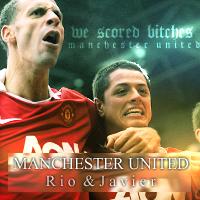 Manchester United by DavidBero
