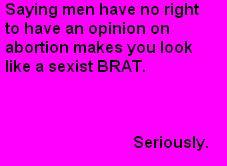 Sexist logic by SiogaAgusArrachtaigh
