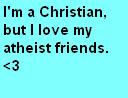Atheist buddies by SiogaAgusArrachtaigh