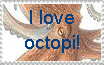 Cephalopod love by SiogaAgusArrachtaigh