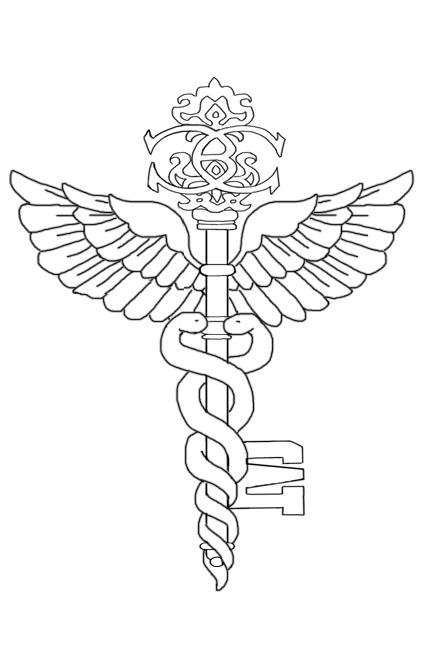medical key tattoo by catrosie on deviantart. Black Bedroom Furniture Sets. Home Design Ideas