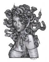 Medusa by Comicsworld