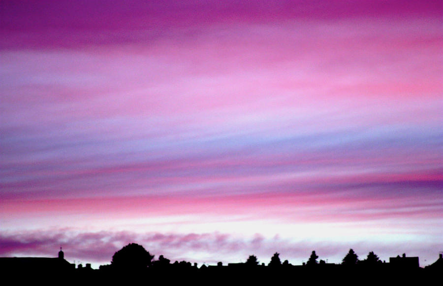Purple Sky 2 By Eagle Photography On Deviantart
