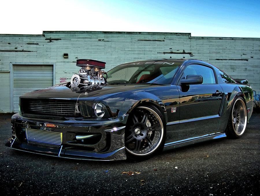 Тюнинг Ford Mustang, Форд Мустанг (100 фото) - Фото ...