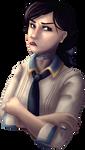 Grumpy Elizabeth