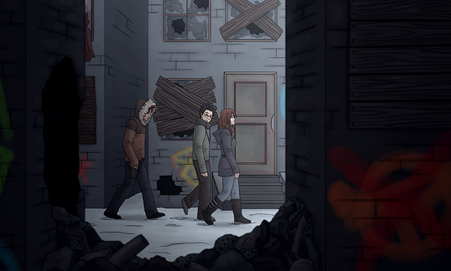 Stroll by khronosabre