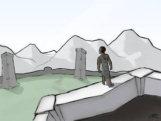 Stray-painting-simple by symbot
