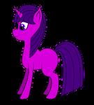 First Vector. Random pony