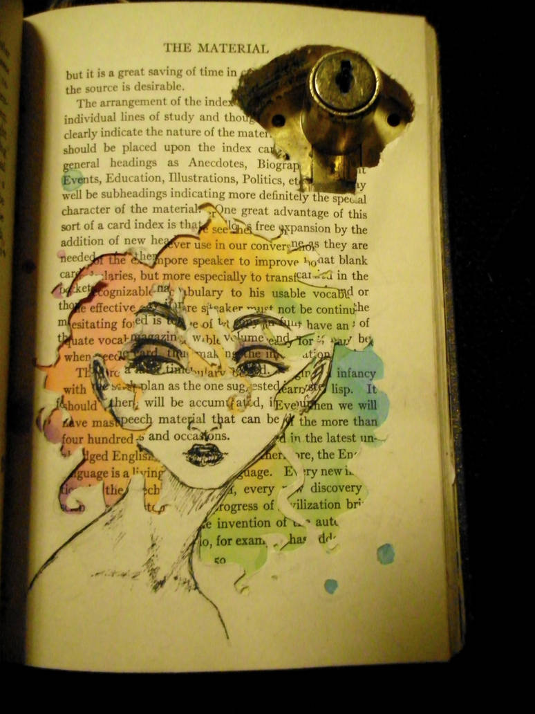 Altered Book: Page 7_detail2