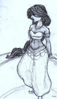 Scraptastic series: Jasmine